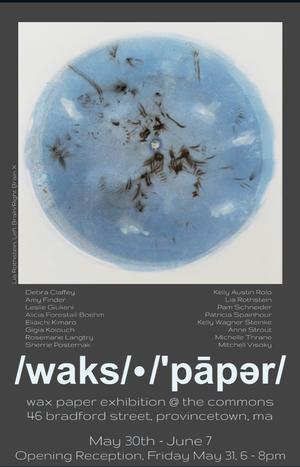 Group Exhibition in Provincetown, MA